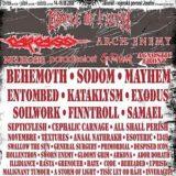 Brutal Assault 13 (pátek)