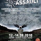 Brutal Assault 15 (středa, čtvrtek)