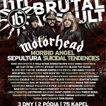 Brutal Assault 16 (sobota)