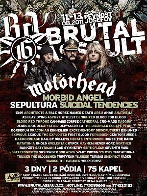 Brutal Assault 16