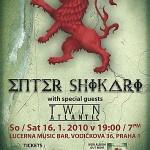 Enter Shikari poster 2010