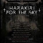 Harakiri for the Sky v Plzni!