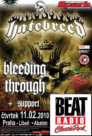 Hatebreed, Bleeding Through