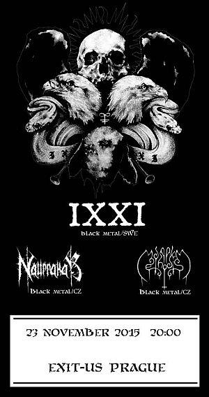 IXXI poster 2015