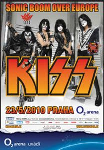 Kiss poster 2010