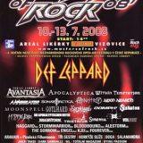 Masters of Rock 2008 (sobota, neděle)