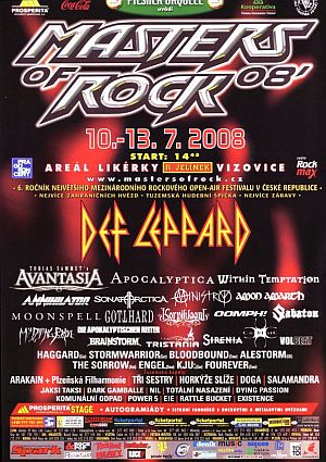 Masters of Rock 2008