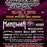 Masters of Rock 2010 (neděle)