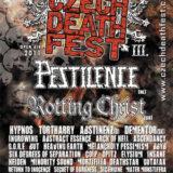 Metalgate Czech Death Fest III (sobota)