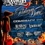 Parkway Drive, Comeback Kid, Bleeding Through