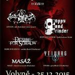 Satan Klaus Fest – Volyně, 25. prosince