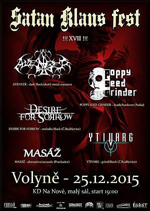 Satan Klaus Fest XVII