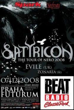 Satyricon poster 2008