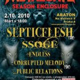 Septicflesh, Silent Stream of Godless Elegy, Endless