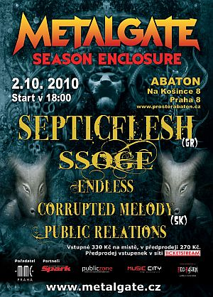 Septicflesh, Silent Stream of Godless Elegy