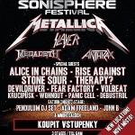 Sonisphere 2010