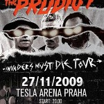 The Prodigy poster 2009