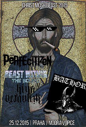 Christ Mosh Beast 2015
