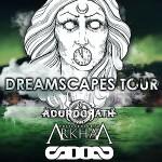 Dreamscapes Tour 2015 poster