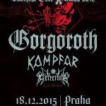 Gorgoroth, Kampfar, Gehenna