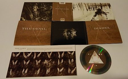 Non Opus Dei - Diabeł