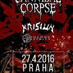 Cannibal Corpse a Krisiun zamíří do MeetFactory