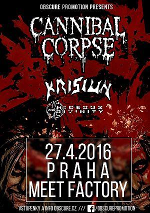 Cannibal Corpse, Krisiun