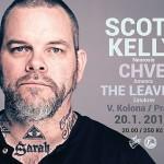 Scott Kelly, Chve, The Leaving – Praha, 20. ledna