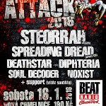 Winter Metal Attack vol. 10