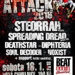 Winter Metal Attack vol. 10