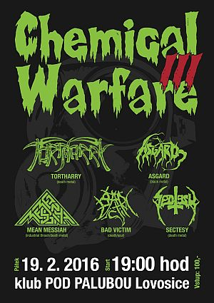 Chemical Warfare III