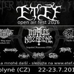 Enter the Eternal Fire 2016 – info