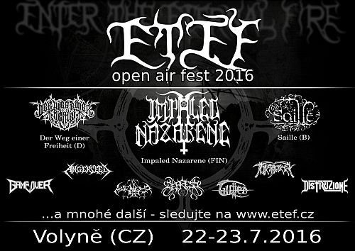 Enter the Eternal Fire 2016