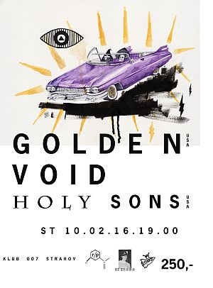 Golden Void, Holy Sons