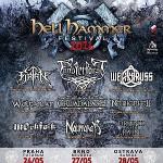 Hell Hammer Festival 2016 ve třech městech