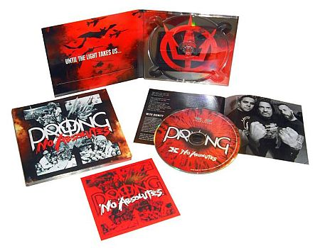 Prong – X – No Absolutes
