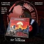 Debut 1000 Bombs na vinylu