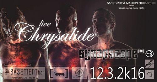Chrysalide poster 2016