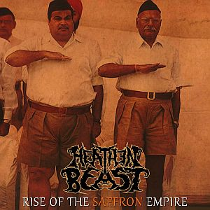 Heathen Beast - Rise of the Saffron Empire