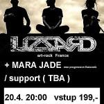 Lizzard, Mara Jade – Praha, 20. dubna