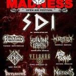 Metal Madness 2016 – info