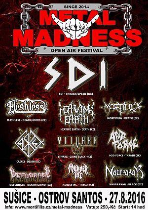 Metal Madness 2016