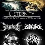 Křest alba I, Eternity kapely Nocturnal Pestilence