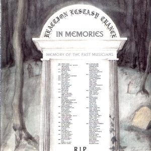 R-E-T - In Memories