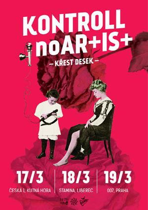 Kontroll, NoArtist poster 2016