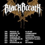 Black Breath will return to Europe this summer in support of latest LP Slaves Beyond Death