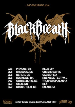 Black Breath poster 2016