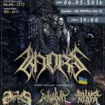 Carnival of Souls 2016 – Black Ritual v Havířově