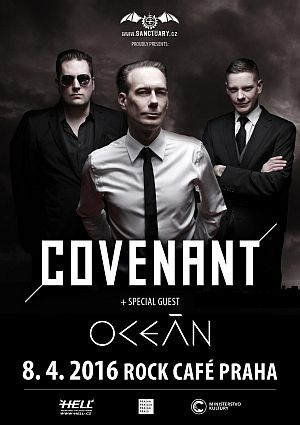 Covenant, Oceán