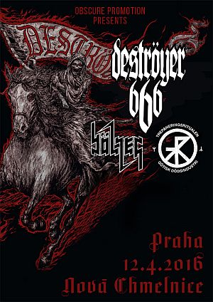 Deströyer 666 poster 2016